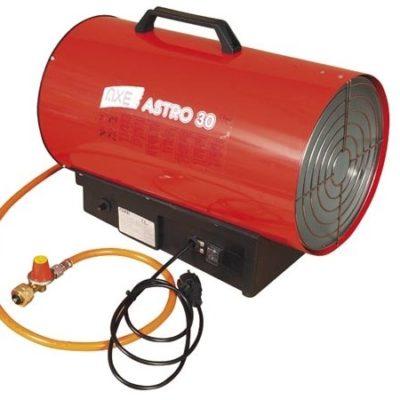 Canon à chaleur à gaz